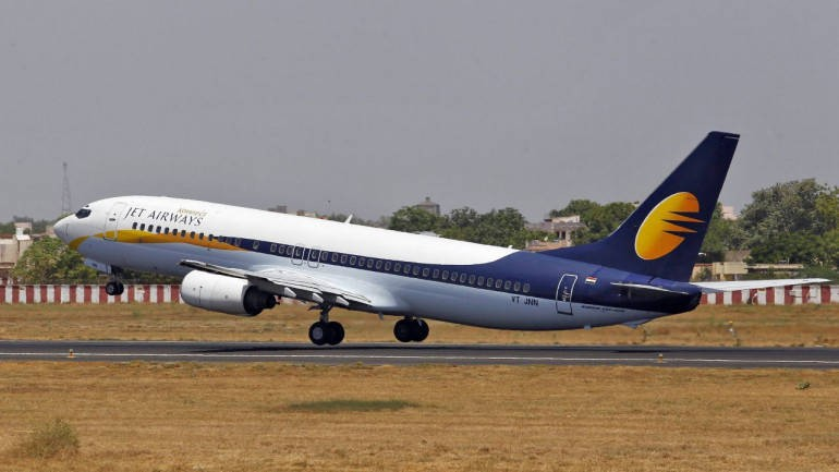 With just one-fourth of operational fleet, Jet suspends services to 13 international routes till end