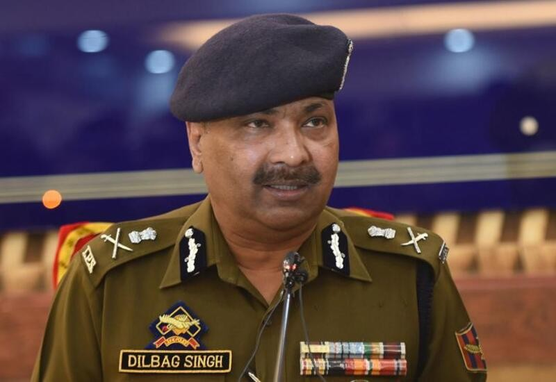Al Qaeda-linked terror group wiped out: J&K DGP after encounter