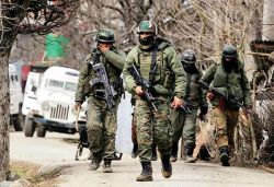 3 Hizbul Mujahideen terrorists killed in J&k 's Shopian