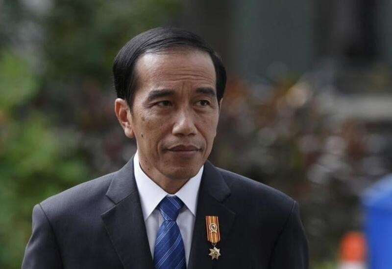 Indonesia's Joko Widodo sworn in for second term as President
