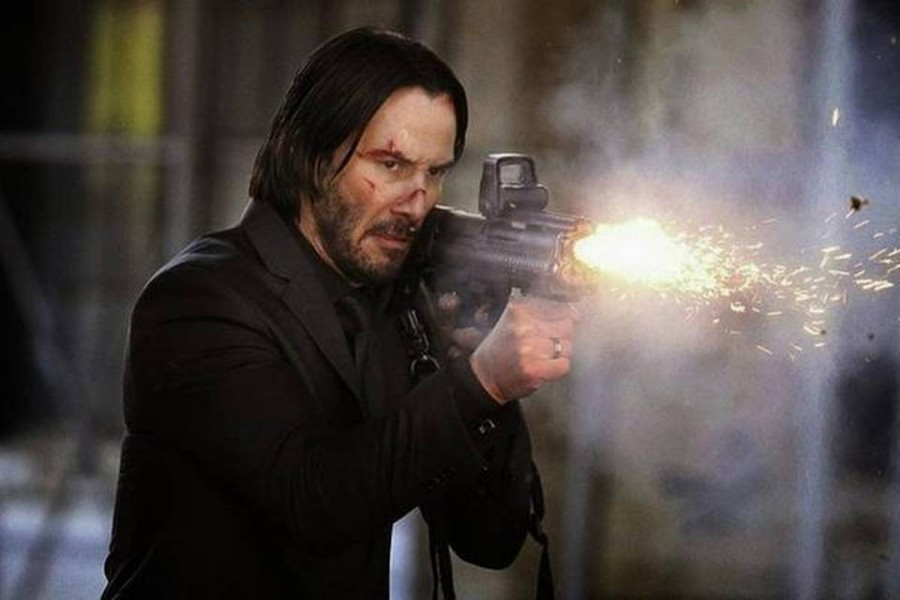 How Keanu Reeves is conquering the Internet