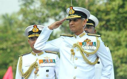 Naval Staff Chief Admiral Karambir Singh to visit Bangladesh from 21 to 24 September