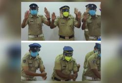 Kerala Police releases hand-washing dance video amid coronavirus pandemic
