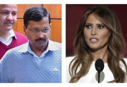 Arvind Kejriwal dropped from Melania Trump Delhi govt school event