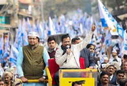 AAP to contest Mumbai's BMC polls, says not considering any alliance