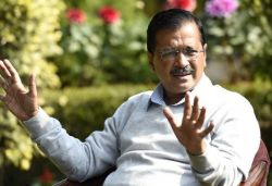 'We want development, BJP wants division': Delhi CM Arvind Kejriwal