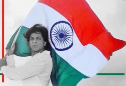 I am Muslim, my wife is Hindu, my kids are Hindustan: Shah Rukh