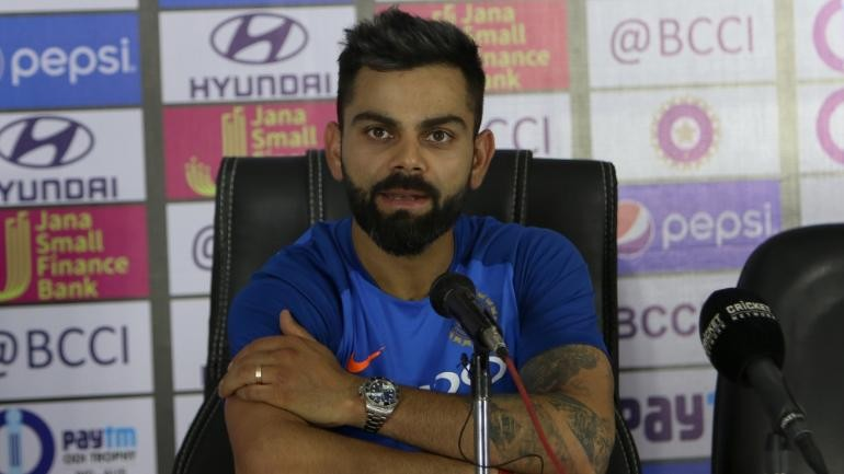 Virat Kohli says this will be the most challenging World Cup