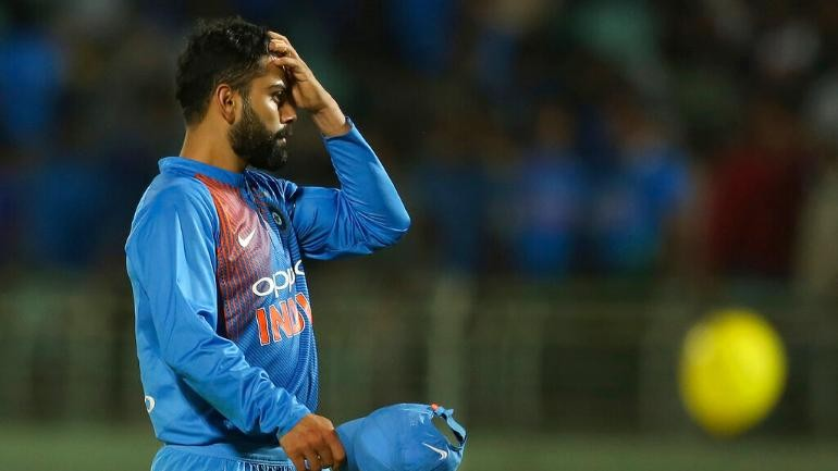 India vs Australia: Kohli loses 1st home series as captain after Maxwell's Bengaluru blitz