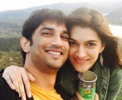 Kriti Sanon Pens Down A Poem In The Memory Of Sushant Singh Rajput