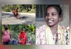 Lok Janshakti Party offers to sponsor education of girl who cycled 1,200 km
