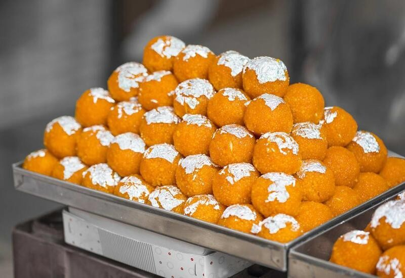 1,11,000 laddoos being prepared for Ram Temple's bhoomi poojan