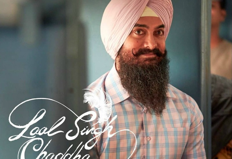 Laal Singh Chaddha first poster: Aamir Khan Shared a photo and wrote - My Self Lal .. Lal Singh Chadha