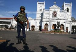 No evidence to confirm Easter attacker's wife fled to India: Lanka