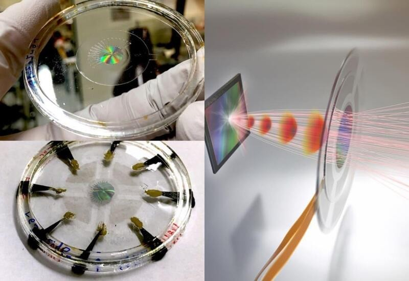 Electronic lens more capable than human eye made: Harvard team