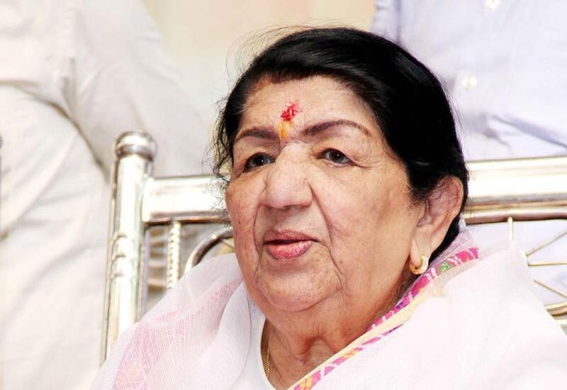 Lata admitted to ICU since 2 am after having breathing difficulties: PTI