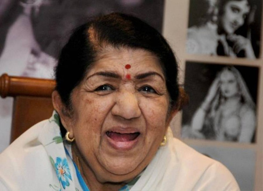 Happy 90th birthday to the Melody Queen Lata Mangeshkarji