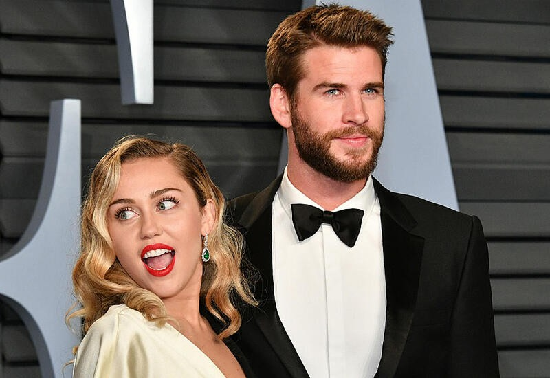 Liam confirms separation from Miley 7 months after their wedding