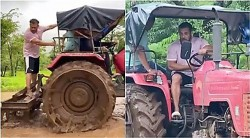 Lockdown Diaries, Salman Khan Takes To Farming