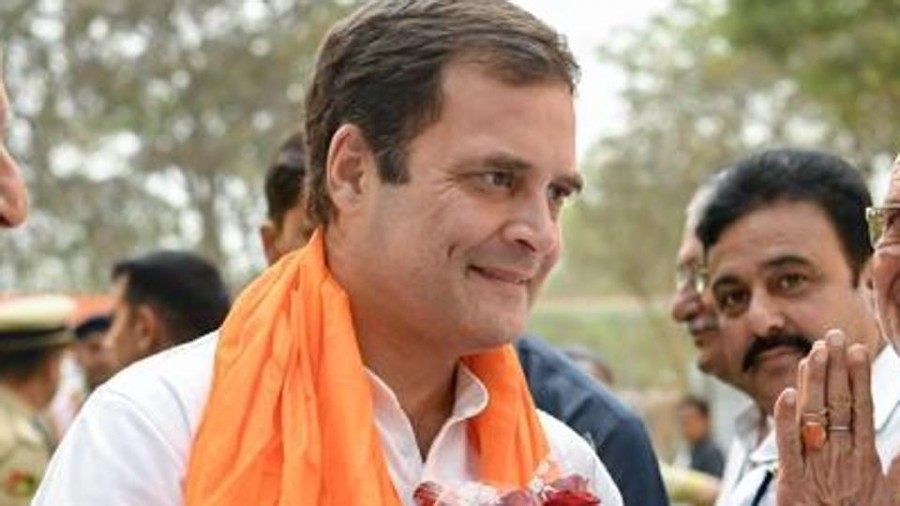 Rahul Gandhi to meet Alwar gang rape survivor today