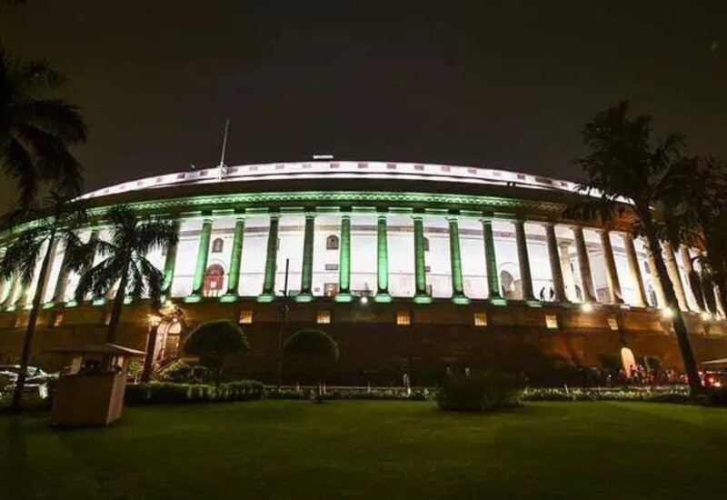 Bill to divide J&K into 2 Union Territories passed in Lok Sabha
