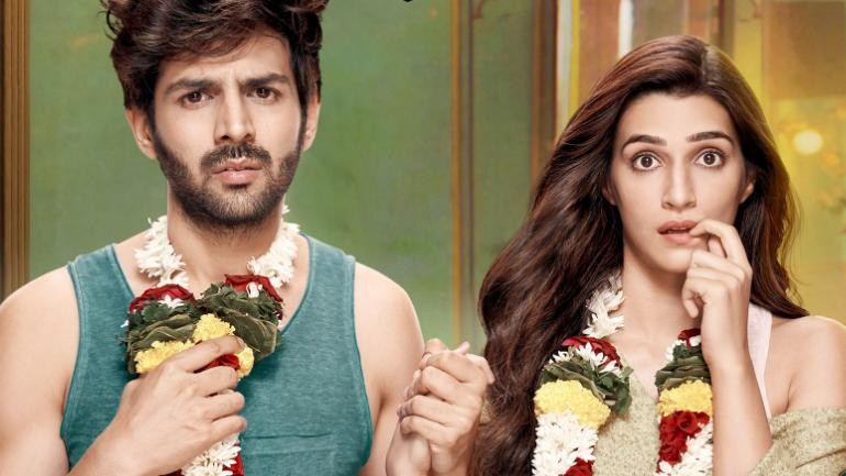 Luka Chuppi Movie Review: Kartik Aaryan and Kriti Sanon deliver a blockbuster laugh riot