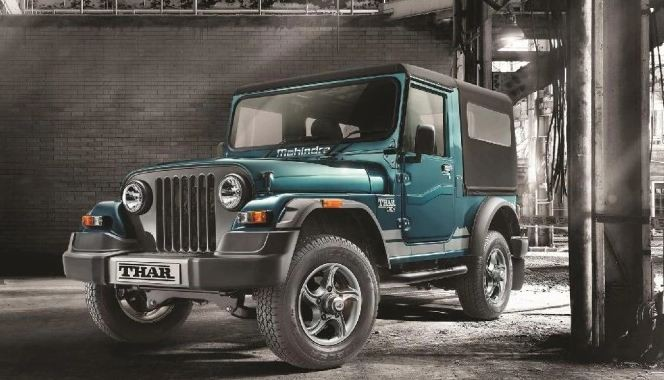 Mahindra Thar 700 limited special edition reaches dealerships
