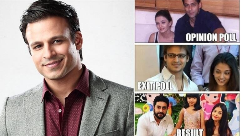 Vivek Oberoi tweets distasteful Salman-Aishwarya meme, NCW sends legal notice
