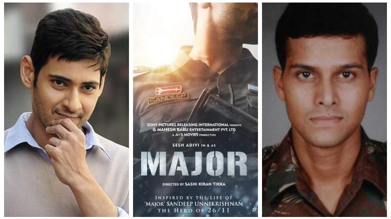 Biopic on 26/11 Martyr Major Sandeep Unnikrishnan in the Works