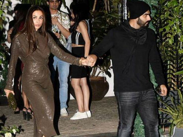 Lovebirds Arjun Kapoor and Malaika Arora to get MARRIED in a Christian wedding this April