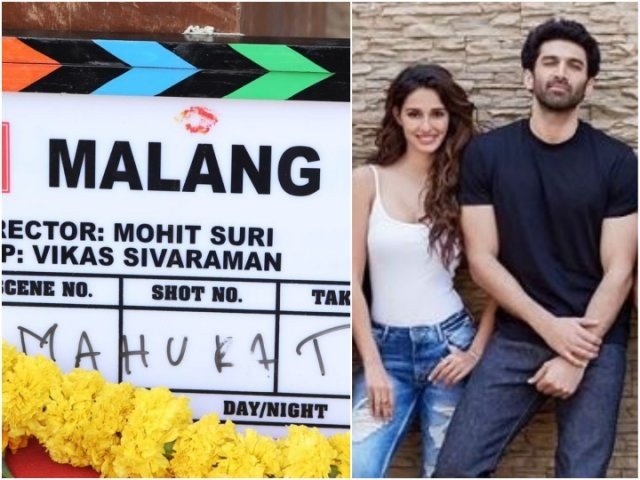 Aditya Roy Kapur-Disha Patani's 'Malang' goes on floors in February 14, 2020
