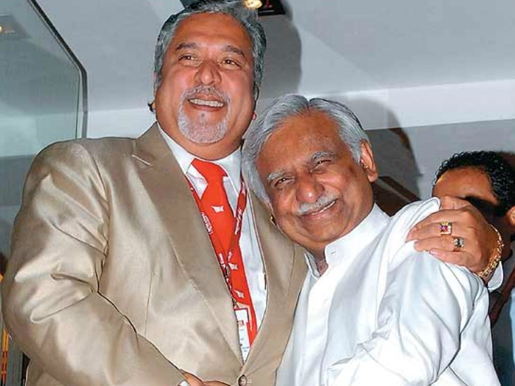 Extending 'Sympathy' to Jet, Mallya Questions Air India Bailout