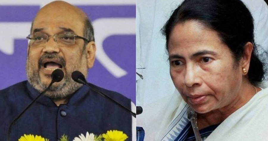 West Bengal Chief Minister Mamata Banerjee to meet Home Minister Amit Shah today