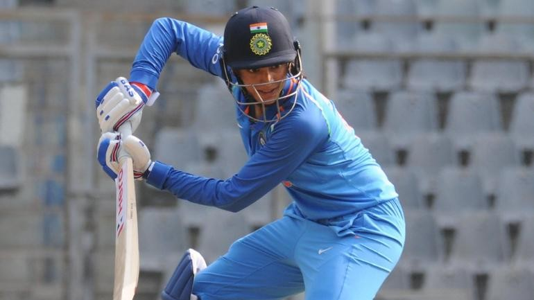 Smriti Mandhana to lead India in three-match T20I series against England