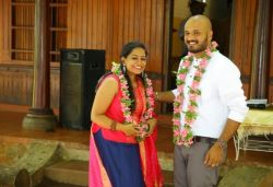 This Kerala Couple goes had a eco-friendly marriage, without gold