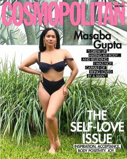 Masaba Gupta Is All About Self-Love On Cosmopolitan Cover