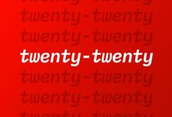 What does the word 'twenty-twenty' mean in English?