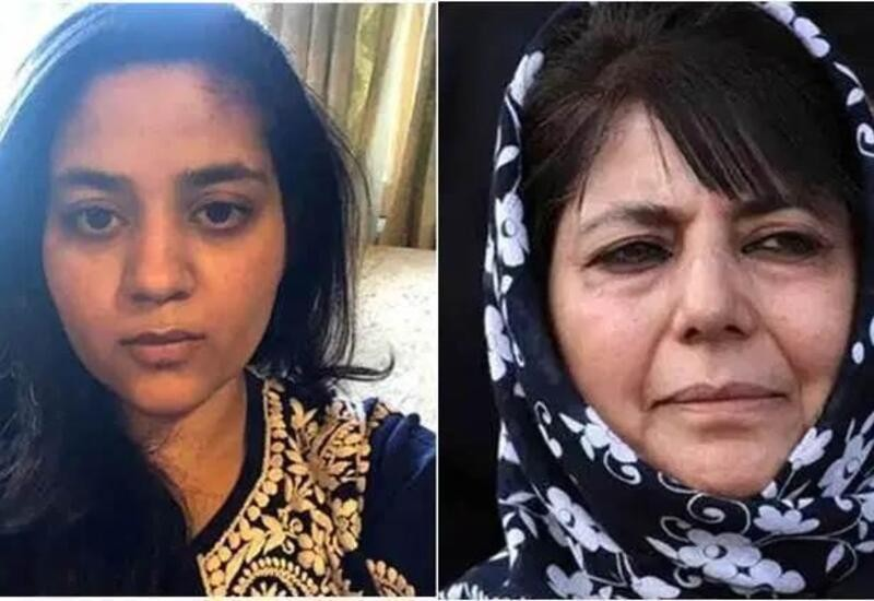 Shift my mother to place equipped for winter: Mehbooba's daughter
