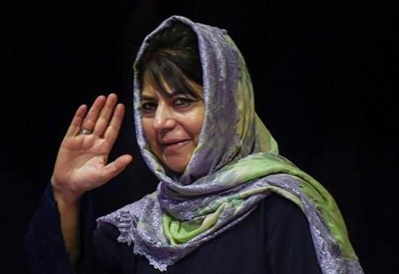 Mehbooba Mufti shifted to government quarters in Srinagar