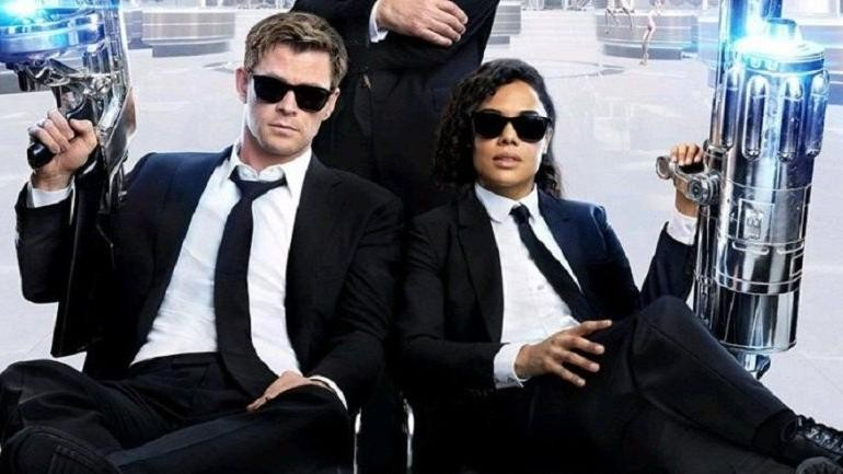 Men In Black International trailer: Avengers stars Chris Hemsworth and Tessa Thompson fight aliens