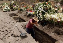 Mexico becomes 5th country to report over 30,000 COVID-19 deaths