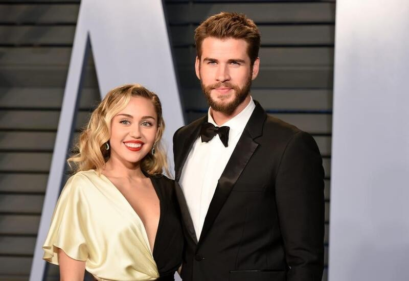 Miley denies reports claiming her marriage ended as she cheated