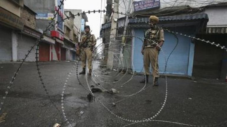 Militants gun down woman police officer outside her house in Kashmir's Shopian