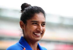 My biopic will inspire young girls aspiring to be a cricketer: Mithali Raj