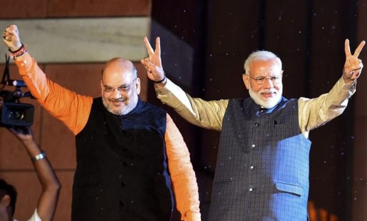 NDA meets to re-elect Modi as PM today