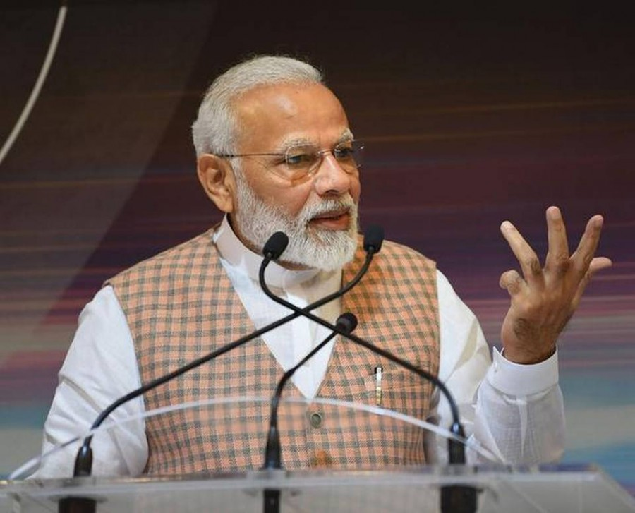PM Modi asks the public for speech ideas ahead of Houston 'Howdy Modi' event