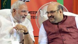 BJP followed the 'Shahneeti' to expose Shiv Sena, The script made in Modi-Pawar meeting progressed