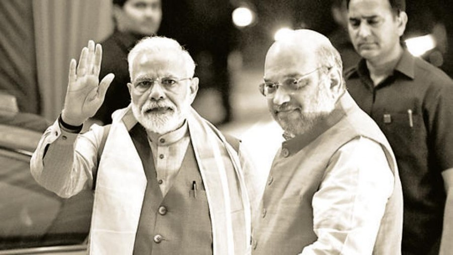 Narendra Modi is a multi-faceted personality, writes Amit Shah