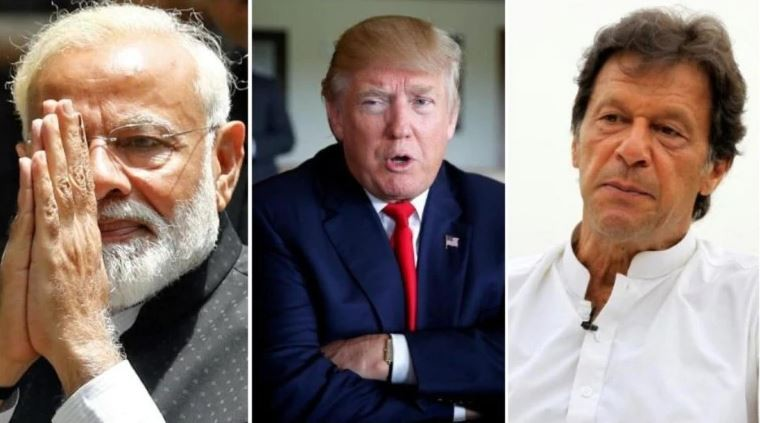 US President Trump will meet Imran Khan on September 23 and PM Modi on September 24 in New York