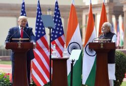 Working with Pakistan to confront terrorists who operate on its soil: Trump